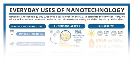 Nanotechnology Day & Everyday Uses of Nanotechnology – In C&EN | STEM Connections | Scoop.it