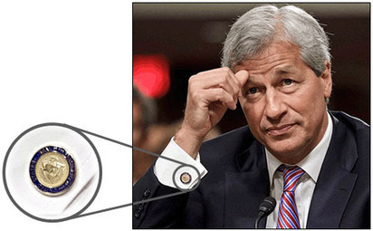 Jamie Dimon Gets Pay Raise After Raking Up $25 Billion In Legal Fees | AUSTERITY & OPPRESSION SUPPORTERS  VS THE PROGRESSION Of The REST OF US | Scoop.it