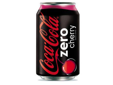 Test : Coca Cola Zero Cherry, goût cerise   Du nouveau en cuisine   nouveau produit alimentaire   Scoop.it
