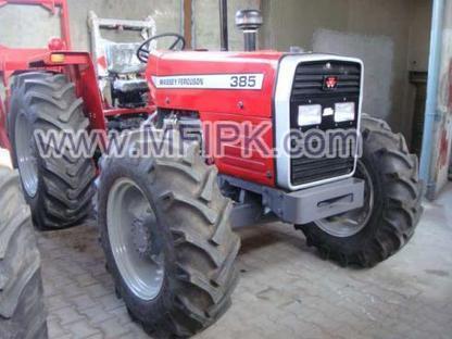 Farm Tractor 385 85HP 4WD| Murshid Farm Industries | Massey Ferguson Tractors | Scoop.it