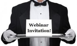 4 Tips for Creating an Awesome Webinar Invitation That Drives Registrations | Webinar, WebConference, WebMeeting, WebTraining, Telesummit, Riunioni online, TeleSeminar and... | Scoop.it