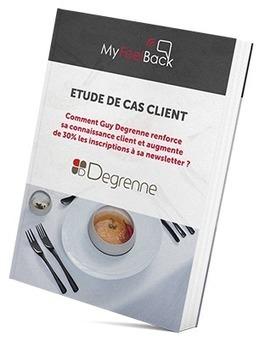 Comment Degrenne renforce sa connaissance client et augmente de 30% les inscriptions à sa newsletter ? | Cas clients MyFeelBack | Scoop.it