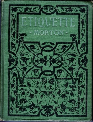 The Etiquette Collection:  Fine and Antique Etiquette Books | Antiques & Vintage Collectibles | Scoop.it
