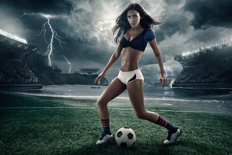 Mondiali 2014: il calendario calcistico di Tim Tadder   Me Vs. Photography   Scoop.it