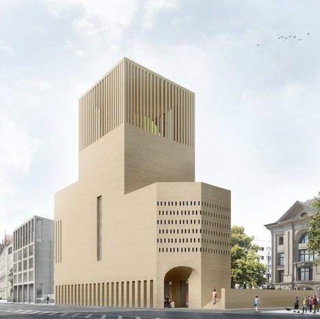 Berlin pourrait accueillir la première mosquée-synagogue-église du monde | Emergences | Scoop.it