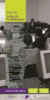 Su Biblioteca en Línea: TuFAU en TuBiblioteca | A New Society, a new education! | Scoop.it