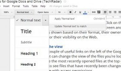 Google Drive and Docs tips: 20 expert tricks and shortcuts | TechRadar | Rise of Tech | Scoop.it