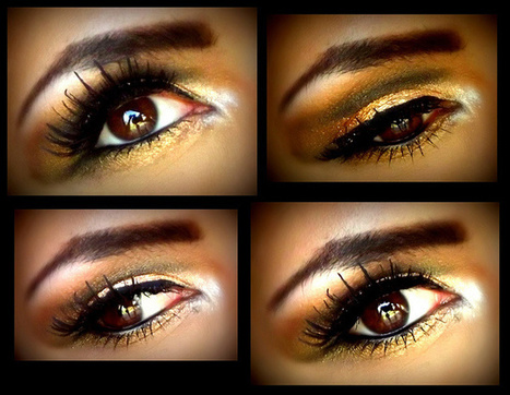 Tips to Learn the Art of Smokey Eye Makeup | Makeup Ideas | Scoop.it