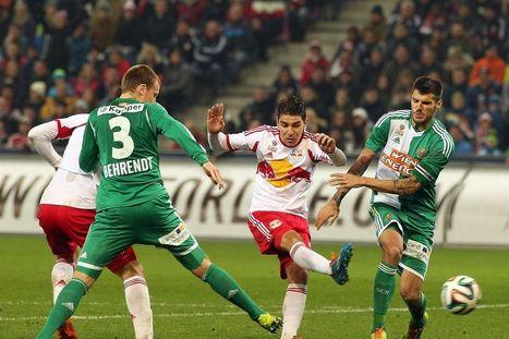 Rapid schlägt Red Bull Salzburg - aber nur bei Fans - WirtschaftsBlatt.at | Hütteldorfer | Scoop.it