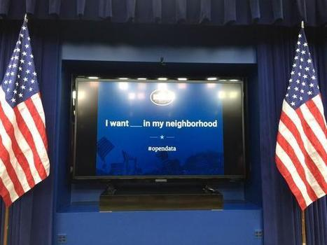 President Obama's new open data initiative could help cities help themselves | Digital REvolution in Real Estate | Scoop.it