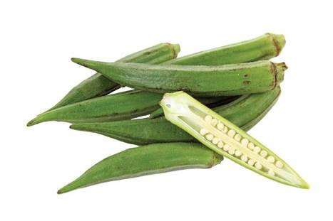 """Halamang Gamot: Okra (""""know your vegetables; cheap but various uses of okra"""") 