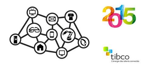 2015 : l'année de l'accélération de l'adoption des objets connectés dans l'entreprise | La nouvelle réalité du travail | Scoop.it