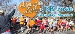 5K Run to Benefit UT Libraries March 2 | Tennessee Today | Tennessee Libraries | Scoop.it