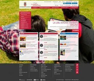 La Universidad de Burgos, detrás de las pantallas - Correo de Burgos | educación virtual | Scoop.it