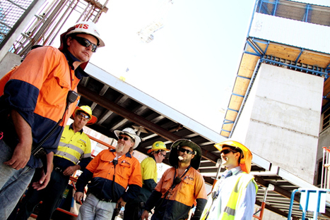 MATES in Construction QLD | Mates in Construction | Occupational Health and Safety - Quest 1 | Scoop.it