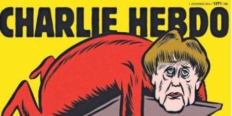«Charlie Hebdo»envahit l'Allemagne | CLEMI - Veille sur l'Education aux médias et à l'information | Scoop.it