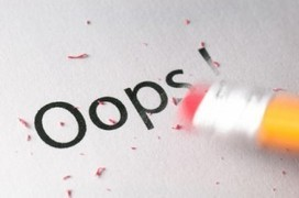 5 Suggestions to Recover after You've Made a Leadership Mistake ... | Leadership | Scoop.it