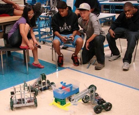 A Day at Camp: STEM-ing Instead of Swimming? | NORTH STAR: College, Career & Tech Ed | Scoop.it