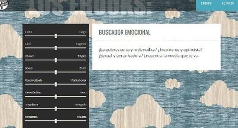 Buscador emocional de libros - E-Nuvole Social Media y Gestión Documental | Sociedad de la Información | Scoop.it