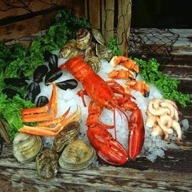 Seafood Helps Keep Glowing Skin | Its All About Seafood | Scoop.it