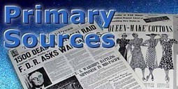 Primary Source Documents are an Easy Tool for Implementation | Common Core and Special Education | Scoop.it