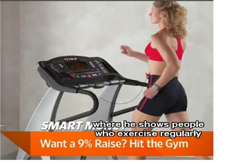 Want a 9% Raise? Hit the Gym | Heart and Vascular Health | Scoop.it