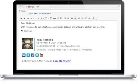 WiseStamp Email Signatures » The Best Email Apps for You! | Linguagem Virtual | Scoop.it