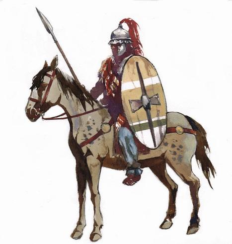 La guerre des Gaules: warriors...   La Guerre des Gaules en BD   Scoop.it