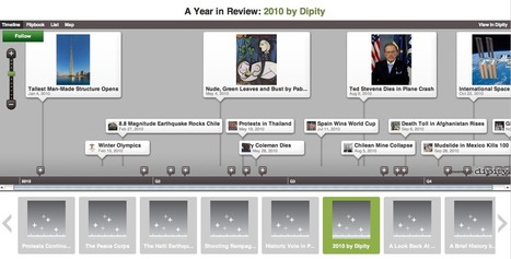 3 outils en ligne pour creer des frises chronologiques | Time to Learn | Scoop.it
