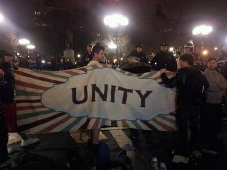 Occupiers in Union Square Stormed in Late Night Raid | OccupyWallSt.org | Occupy Belgium | Scoop.it