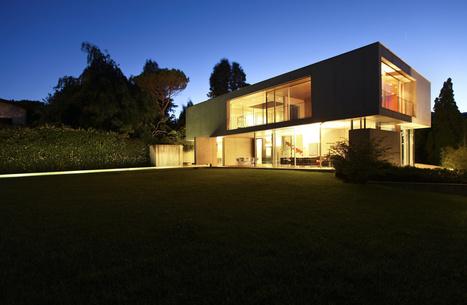 Le duel : toiture plate ou toiture en pente ? | Solutions pour l'habitat | Décoration d'intérieur | Scoop.it