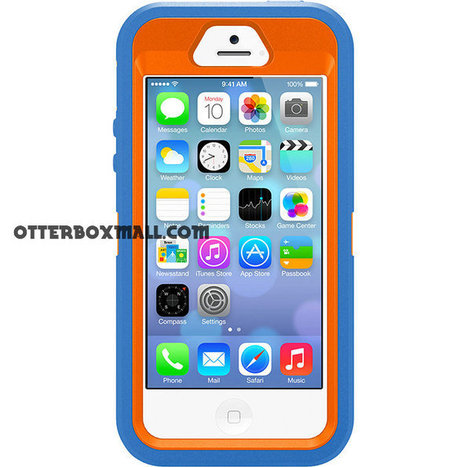 Otterbox iPod Touch 4G Defender Series Case - Retail Packaging | otterboxmall | Scoop.it