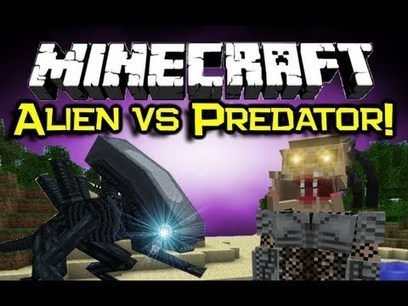 Alien VS Predator Mod for Minecraft (1.8/1.7.10/1.7.2) | Game Mod Culture | Scoop.it