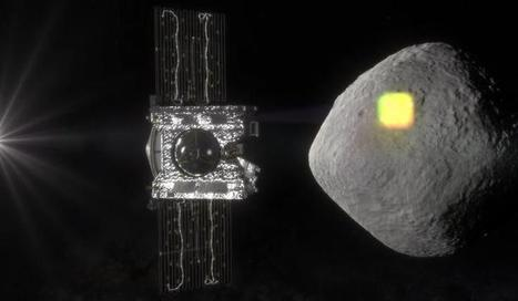 NASA's OSIRIS-REx mission will have a map for that - Scienmag | More Commercial Space News | Scoop.it