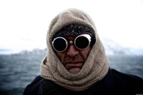 An Old-Fashioned Antarctic Expedition | Eco Living, Marketing, News | Scoop.it
