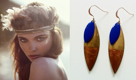 Clémence, créatrice de GisèL B. | Bijoux  créateurs | Scoop.it