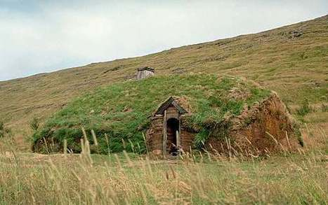 Hurstwic: Turf Houses in the Viking Age | Ancient worlds | Scoop.it