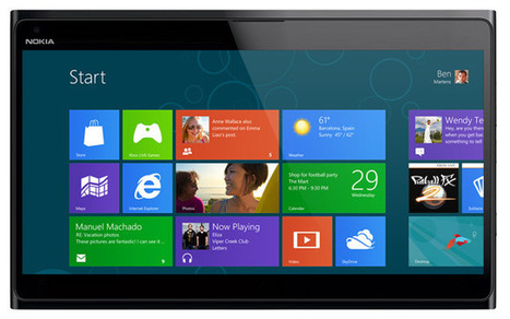 Nokia Windows RT Tablet to be unveiled 2013 ~ Grease n Gasoline   BUSS 4 Research   Scoop.it