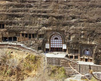 10 mejores patrimonio templos de la cueva para viajes a la India | India Viajes | Scoop.it