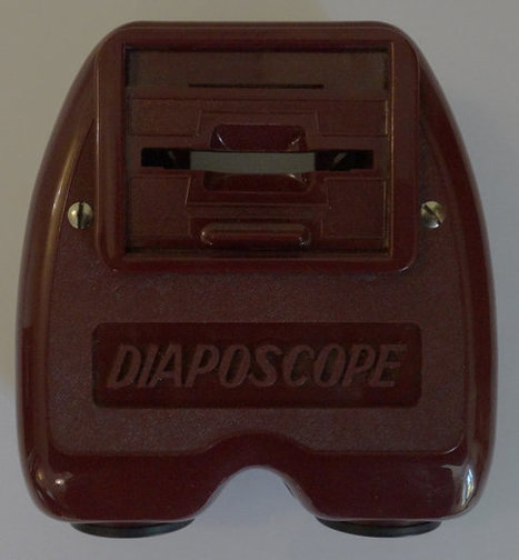 Hard to find vintage French Lumière Diaposcope. 3D effect. In good condition. | Retrofanattic's articles and items for sale | Scoop.it