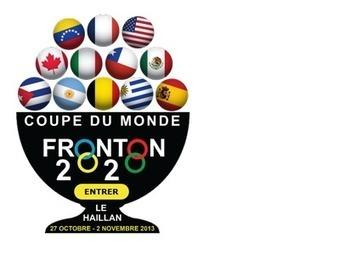 Coupe du Monde Pelote Basque 2013 - Le Haillan - SITE OFFICIEL | Pelote basque | Scoop.it