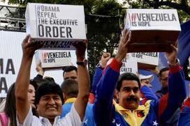 Opération séduction auprès des Etats-Unis | Venezuela | Scoop.it