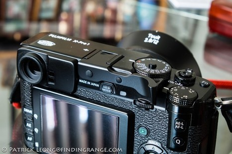 Match Technical Thumbs Up EP-7S Review For The Fuji X-Pro1 | Patrick Leong | Photo, Video & Printing Solutions | Scoop.it