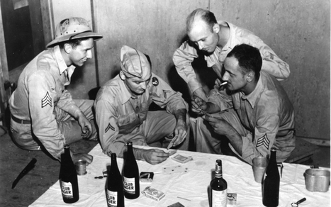 A Farewell to Sobriety, Part Two: Drinking During World War II - War on the Rocks | World at War | Scoop.it