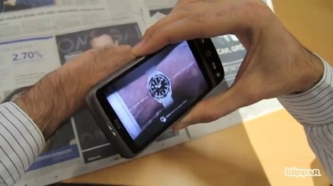 Blippar Offers Mobile Augmented Reality Advertising | Alltopstartups | Digital Marketing Power | Scoop.it