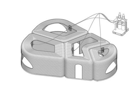 Minibuilders : des robots capables d'imprimer en 3D de très grands objets | Actinnovation© | 4eme | Scoop.it