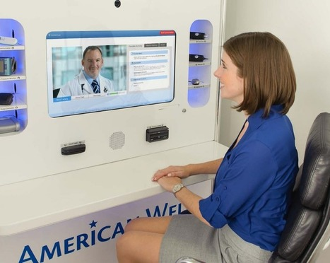 3 Benefits of Telehealth Kiosks for Health Systems, Employers & Retailers | Latest mHealth News | Scoop.it