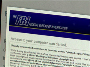 Computer virus warns of FBI arrest, demands ransom - KATU | applications | Scoop.it