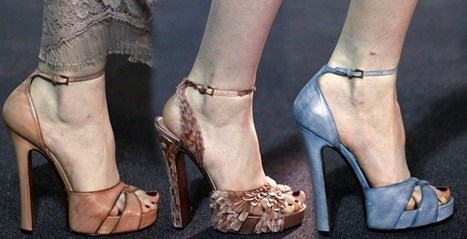 Paris Fashion Week Fall 2013 Shoes | Best of SHOE BLOGGERS | Scoop.it