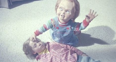 For a Movie About a Killer Doll, Child's Play Is Actually Pretty Terrifying | Strange days indeed... | Scoop.it